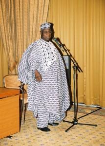 Fr. President, Chief Olusegun Obasanjo