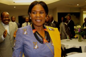 First Lady of Republic of Equatorial Guinea, Her Excellency, Constancia Mangue