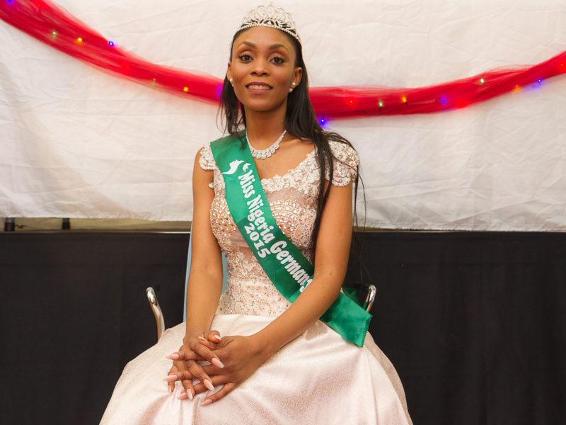 Ogugua Joy Chinyer: Miss Nigeria Germany 2015