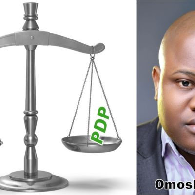 Justice balance between PDP and APC