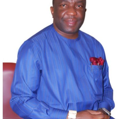 Chief Ralphs Okey Nwosu National Chairman of AFRICAN DEMOCRATIC CONGRESS (ADC)