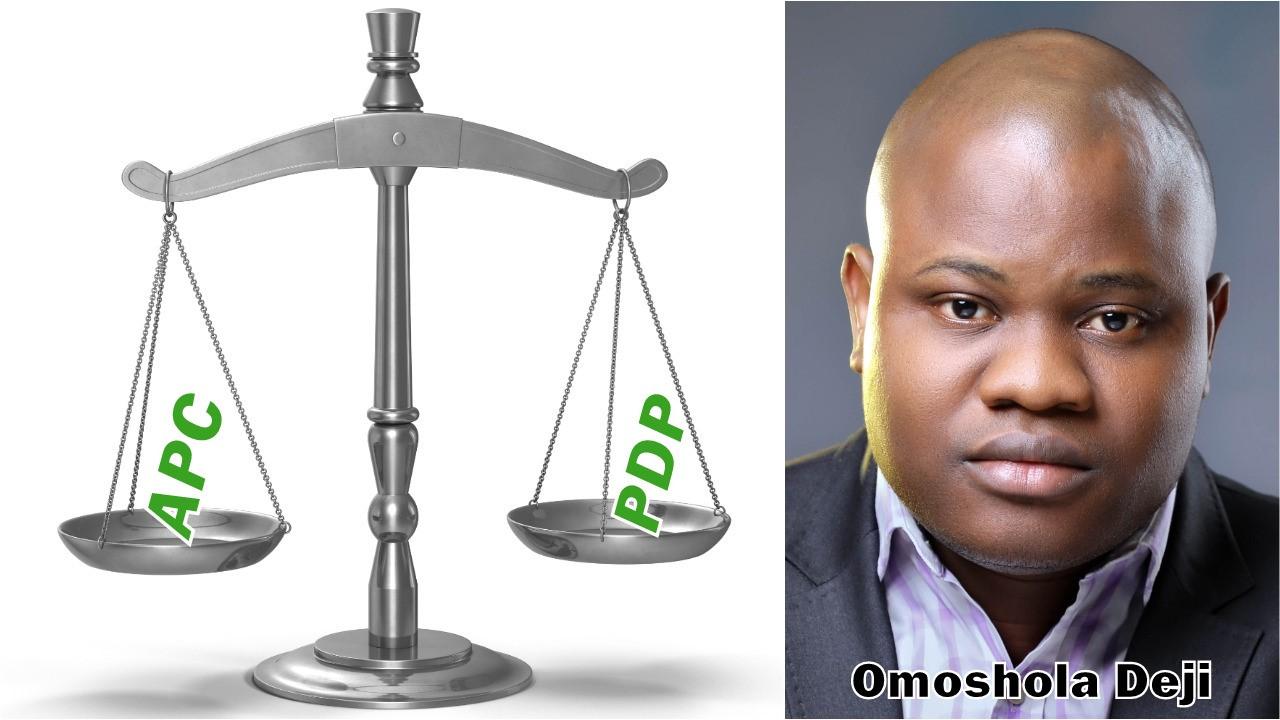 Justice balance between PDP and APC