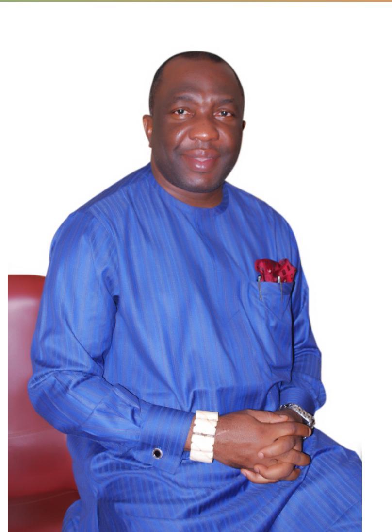 Chief Ralphs Okey Nwosu National Chairman of AFRICAN DEMOCRATIC CONGRESS (ADC)